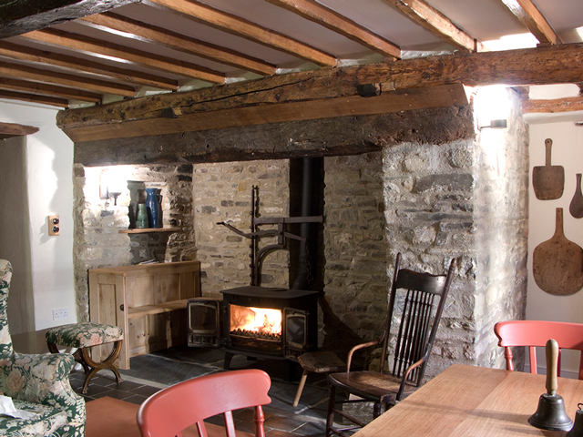 Dolau Canol Cottage - Warm & Welcoming